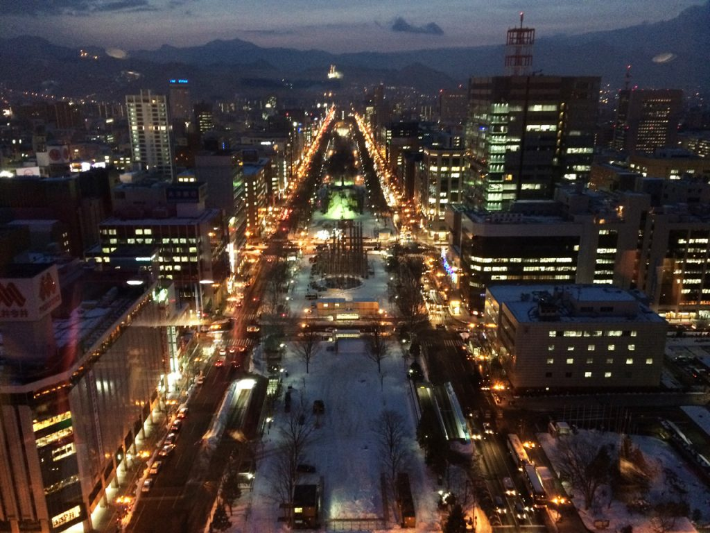 Sapporo-TV-Tower-2