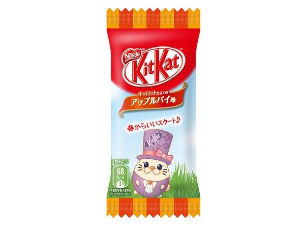 KitKat Mini Easter Carrot