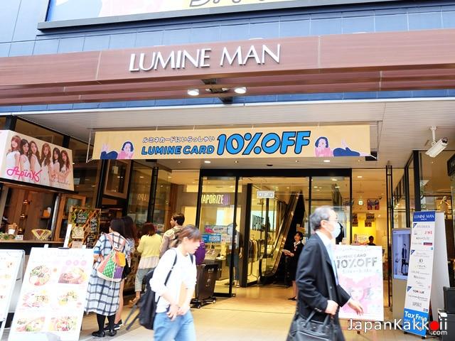 LUMINE MAN