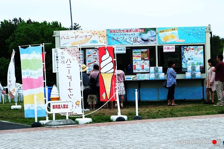 ร้านขายไอศครีมและขนม
