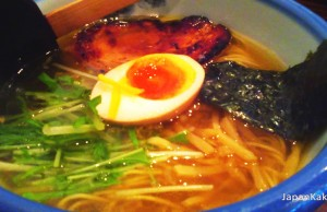 Review AFURI RAMEN