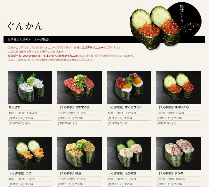 ซูชิร้าน Kura Sushi