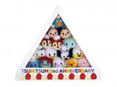 TSUM TSUM 2nd ANNIVERSARY SET