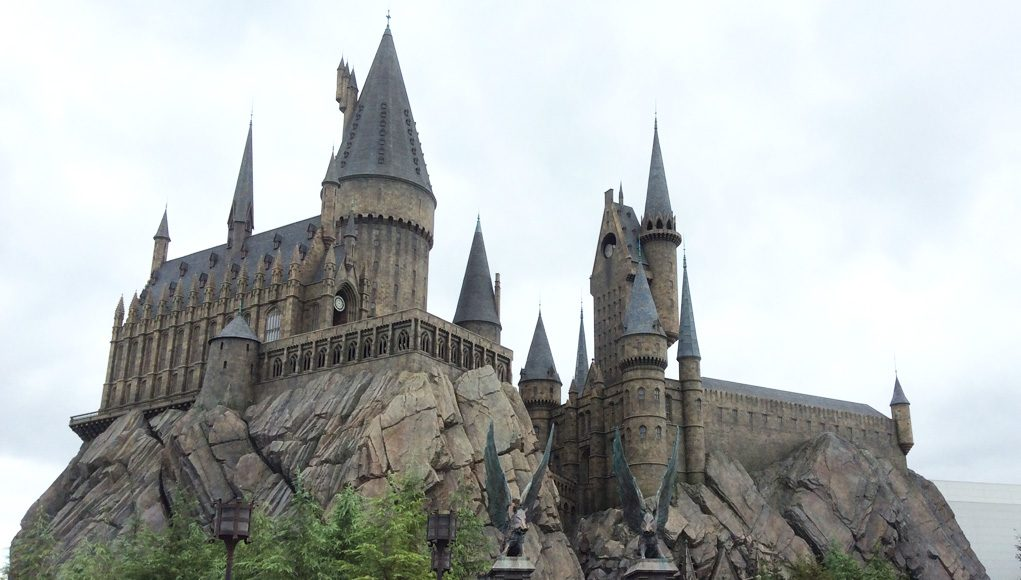 The Wizarding World of Harry Potter ที่ Universal Studios Japan