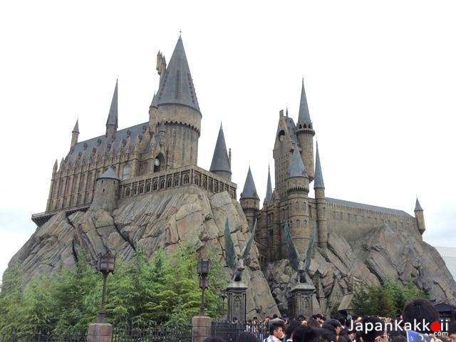 ปราสาทฮอกวอตส์ (Hogwarts)