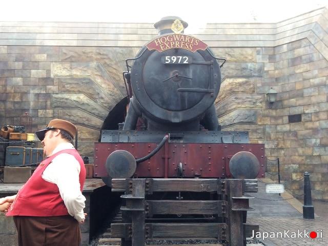 ขบวนรถไฟ Hogwarts Express