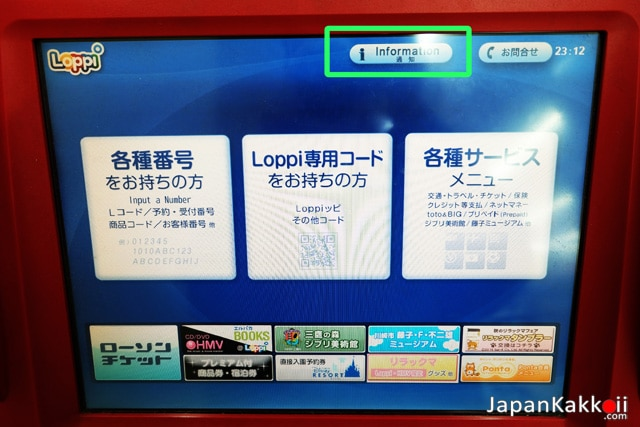 Loppi - Information