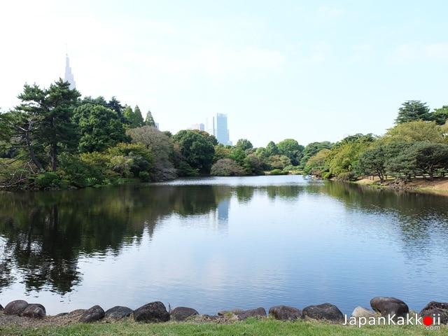 hinjuku Gyoen National Garden