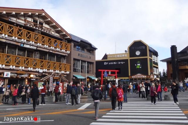 เที่ยวช่วงหน้าหนาวญี่ปุ่น