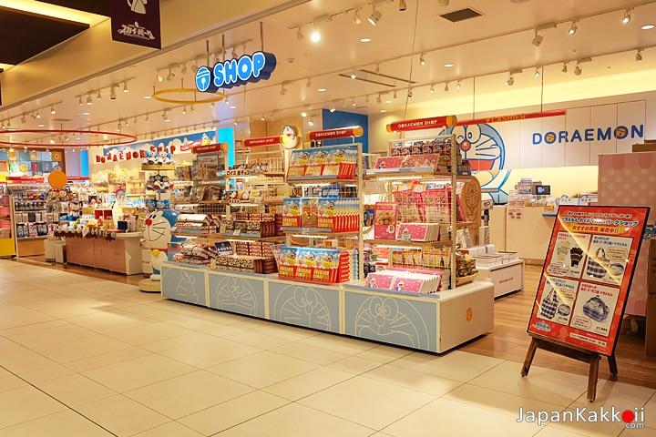 ร้านขายสินค้าโดราเอมอน