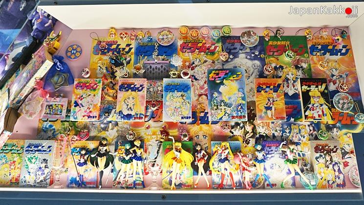ของสะสมเกี่ยวกับ Sailor Moon