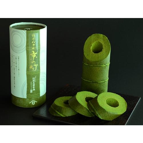Baumkuchen ชาเขียว