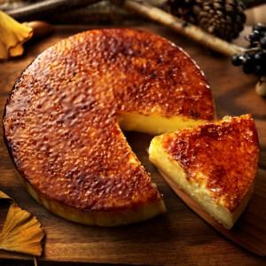 Pablo's Cheese Tart
