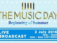 THE MUSIC DAY 2016 – Beginning of Summer