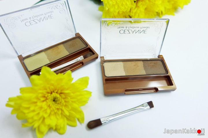 CEZANNE Nose & Eyebrow Powder