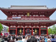 วัดอาซากุสะ เซ็นโซจิ (Asakusa Sensoji Temple)