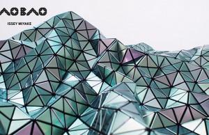 BAO BAO ISSEY MIYAKE PRISM METALLIC