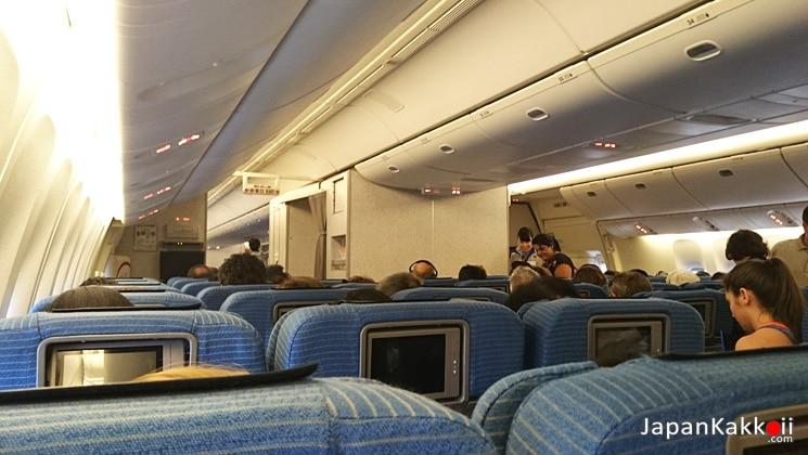 ภายในเครื่องบิน