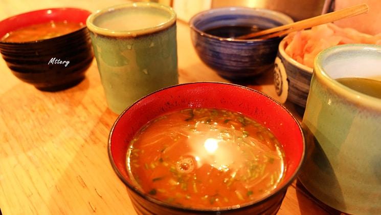 ซุปมิโสะหอยอาซาริ