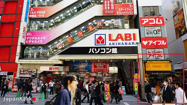 LABI Akihabara