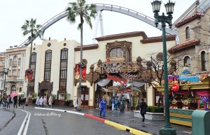 Universal Studios Japan - Hollywood