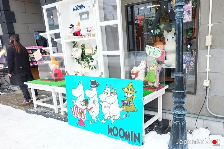 Moomin Shop Otaru