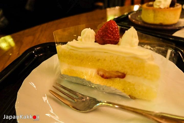 เค้กสตรอเบอร์รี่