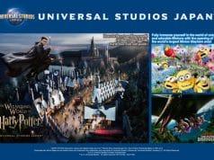 ตั๋ว Universal Studios Japan (USJ)
