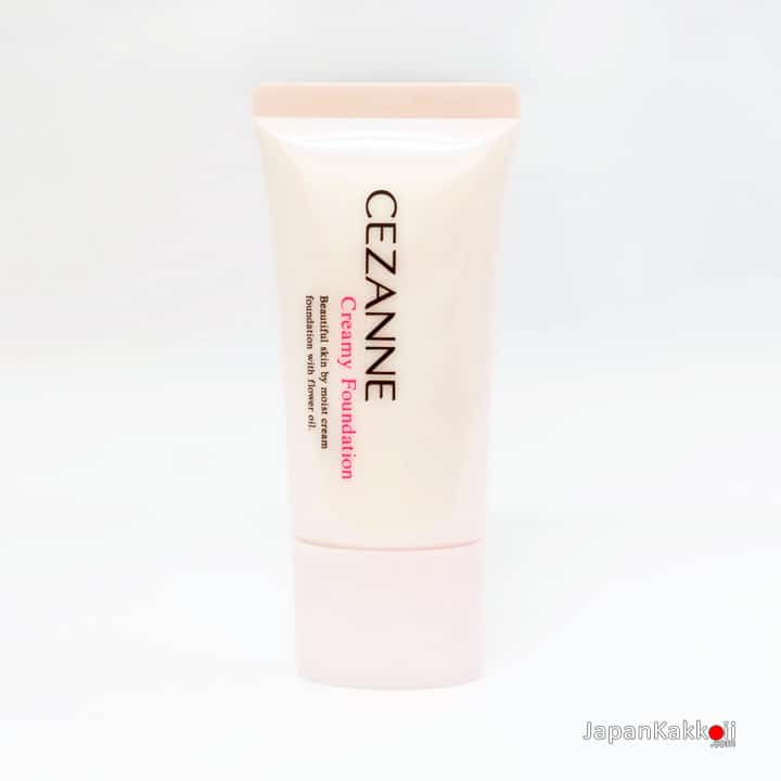 CEZANNE Creamy Foundation