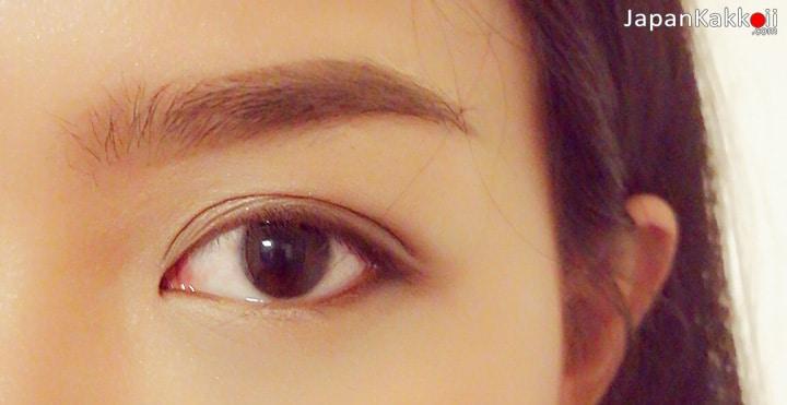 รีวิวขนตาปลอม