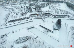ป้อมโงเรียวกาคุ (Fort Goryokaku)