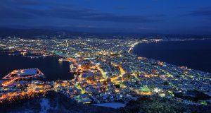 ภูเขาฮาโกดาเตะ (Mt. Hakodate Ropeway)