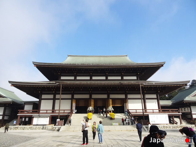 Naritasan Shinshoji Temple Great Main Hall