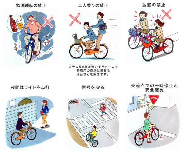 จักรยานในญี่ปุ่น