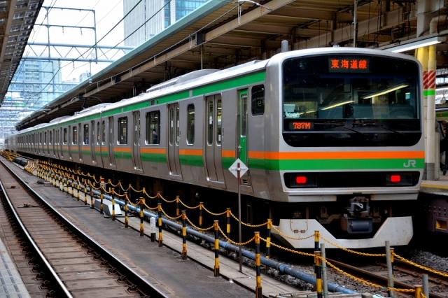 การตั้งชื่อสายรถไฟของญี่ปุ่น