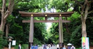 Meiji Shrine Harajuku