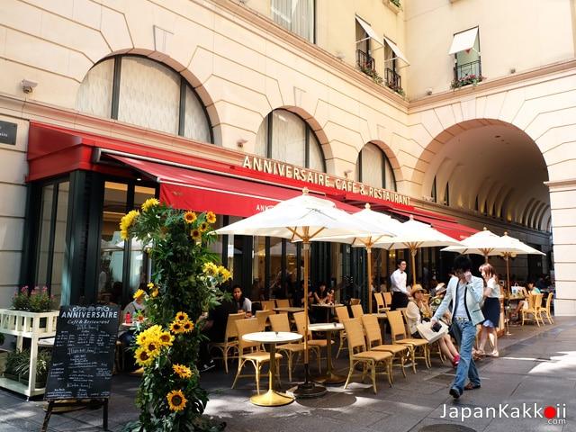 ANNIVERSAIRE CAFÉ & RESTAURANT