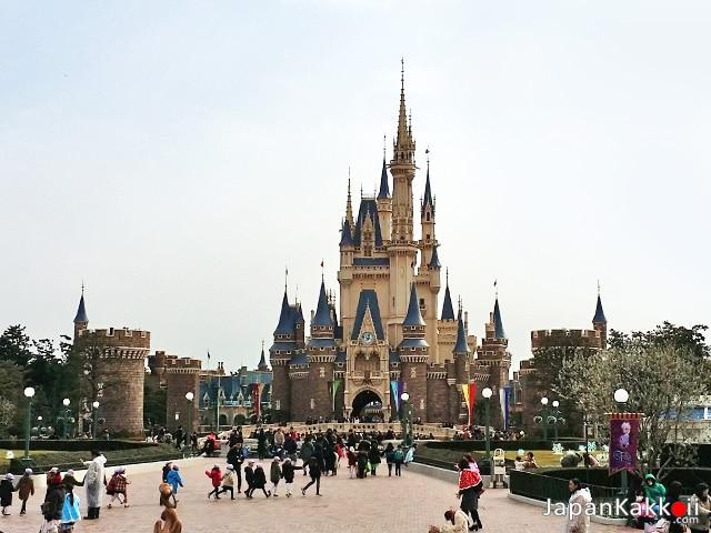 โตเเกียวดิสนีย์แลนด์ (Tokyo Disneyland)