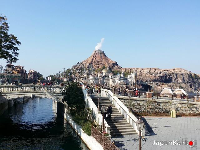 โตเกียวดิสนีย์ซี (Tokyo DisneySea)