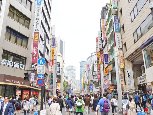 อิเคะบุคุโระฝั่งตะวันออก (East Ikebukuro)
