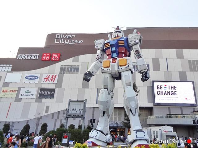 Gundam - Diver City