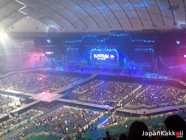 ภายในโตเกียวโดม (Tokyo Dome)