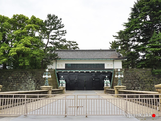 Imperial Palace Entrance