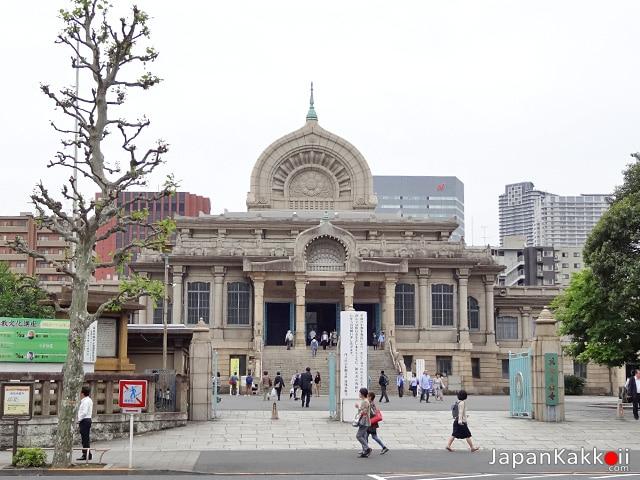 วัดซึกิจิ ฮงกันจิ (Tsukiji Hongan-ji Temple)