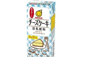 "marusan Soymilk ""Cheese Cake"""