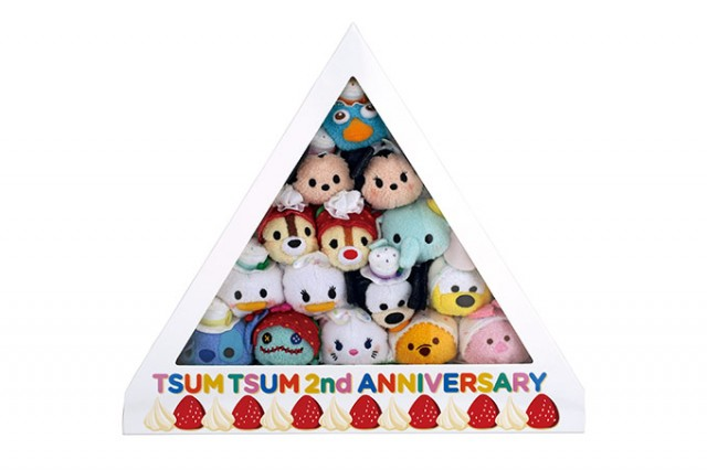 TSUM TSUM 2nd ANNIVERSARY SET