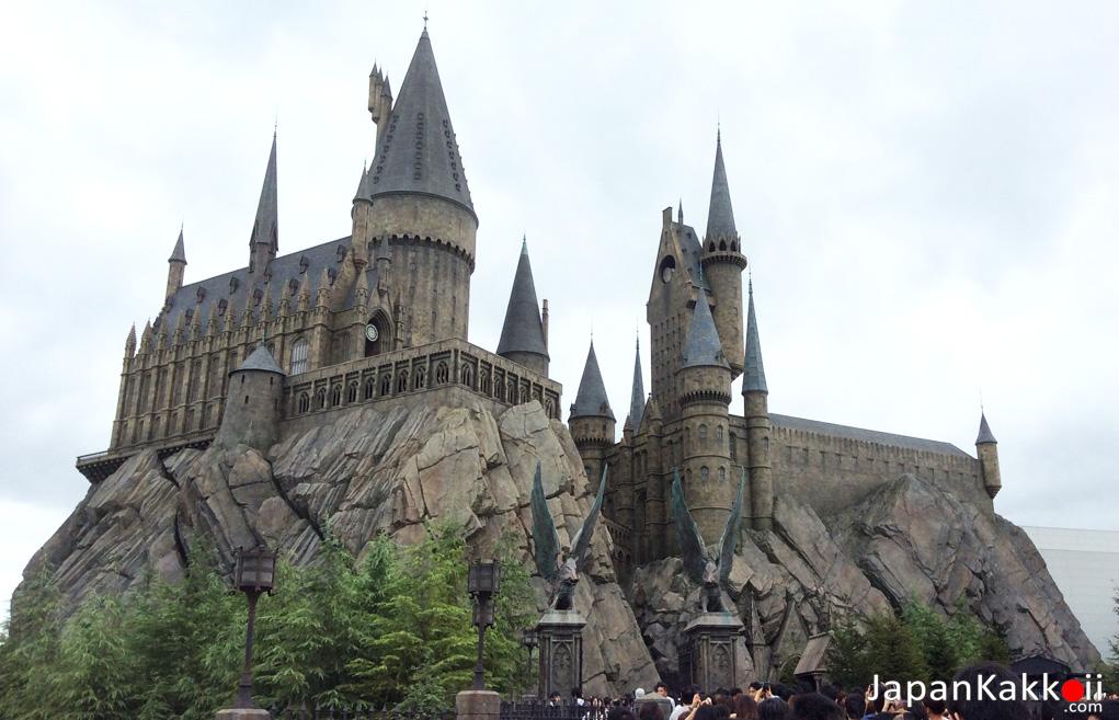 The Wizarding World of Harry Potter ที่ Universal Studios Japan