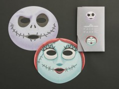 Nightmare Before Christmas Face Pack