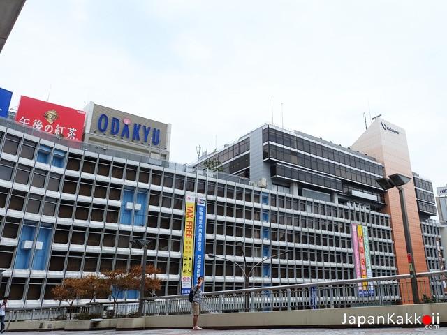 Odakyu Department Store - Shinjuku Main Store
