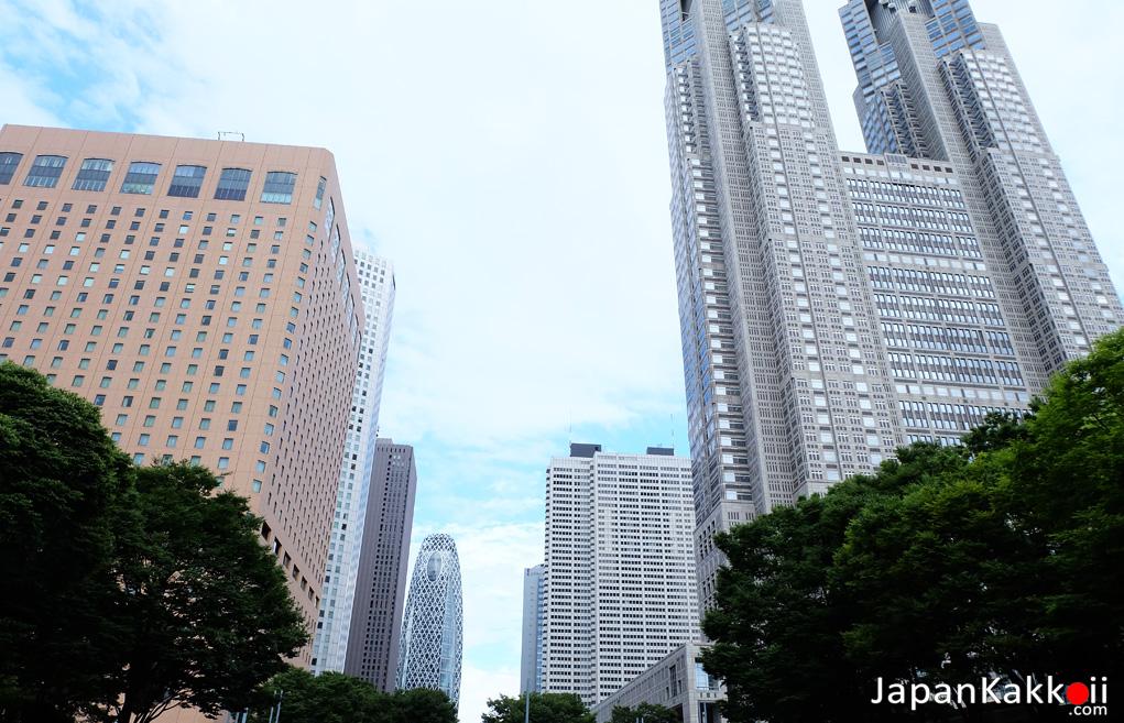 ย่านชินจูกุ (Shinjuku)